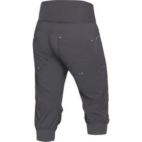 Ocun Noya Shorts Mujer, gris